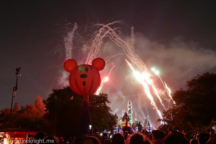 A guide to celebrating Halloween at Disneyland California