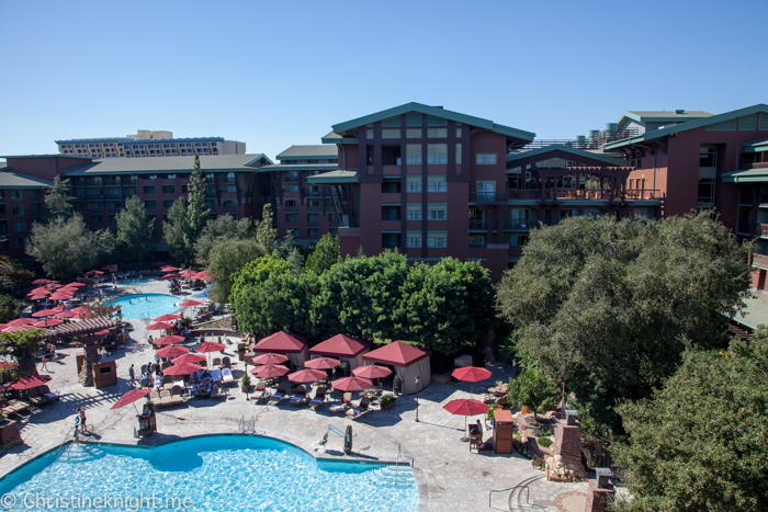 The Grand Californian Hotel & Spa at Disneyland California