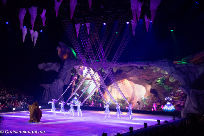 Ice Age Live: A Mammoth Adventure via christineknight.me