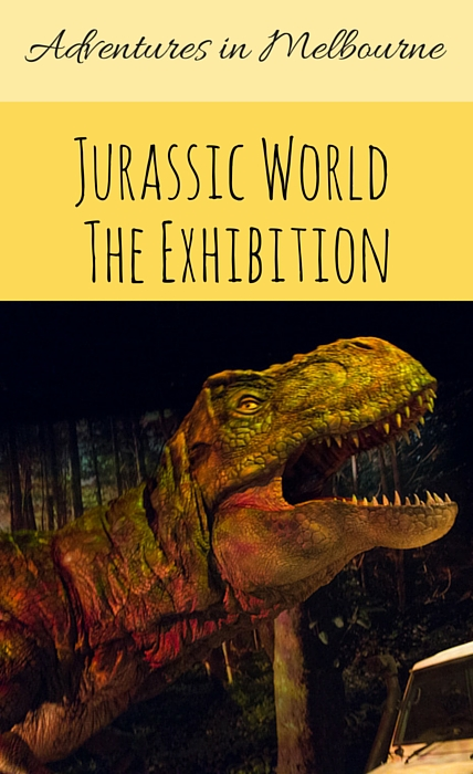 Jurassic World The Exhibition via christineknight.me