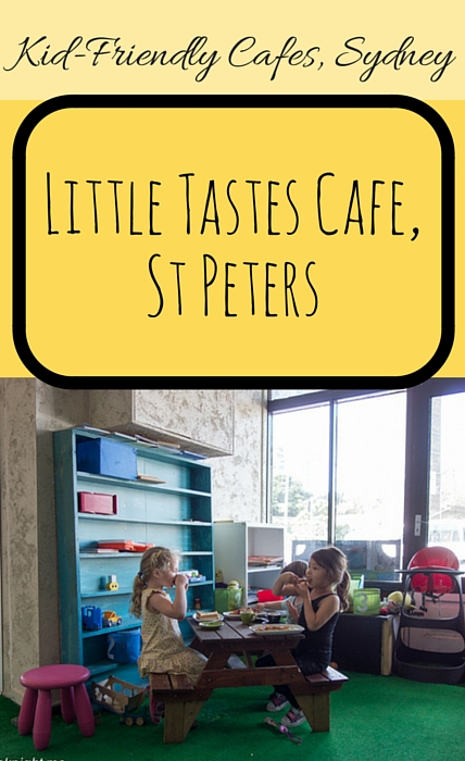 Little tastes Cafe St Peters via christineknight.me