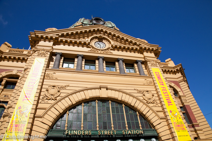 Melbourne Flinder's Station