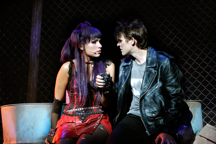 We Will Rock You the musical via christineknight.me