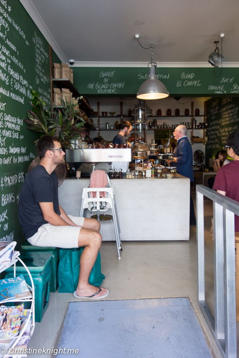 FLour Drum: Kid-Friendly Cafes, Newtown, Sydney via christineknight.me