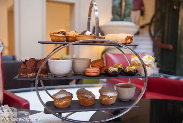 The Cortile, InterContintental: Sydney's best high teas via christineknight.me