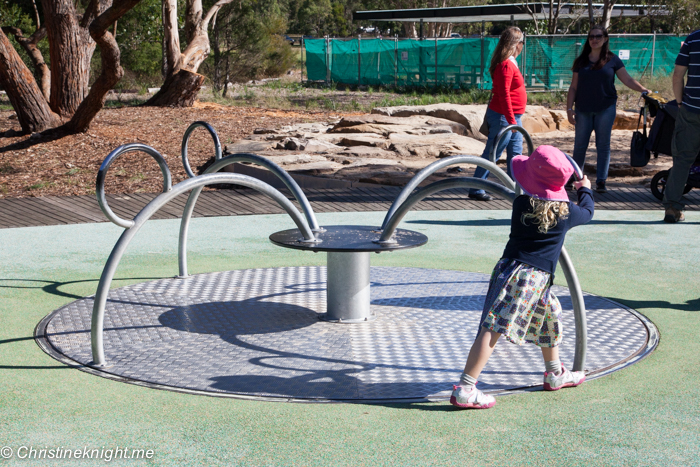 Domain Creek Playground, Parramatta Park:  The best of southwest Sydney for families