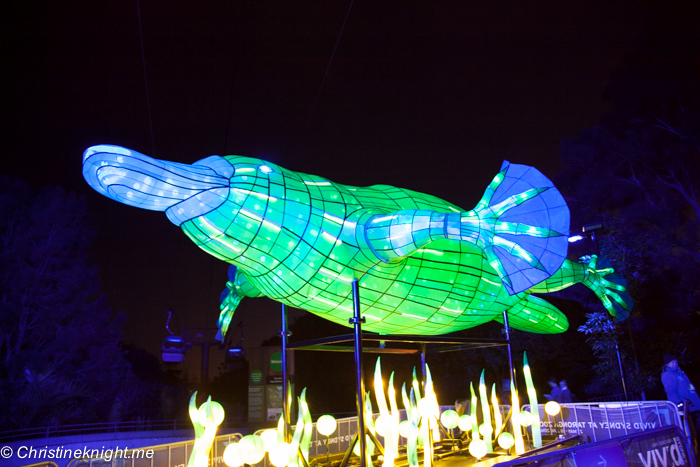 12 Reasons Why Vivid Sydney At Taronga Zoo Is The Best Place To Take Kids Adventure Baby