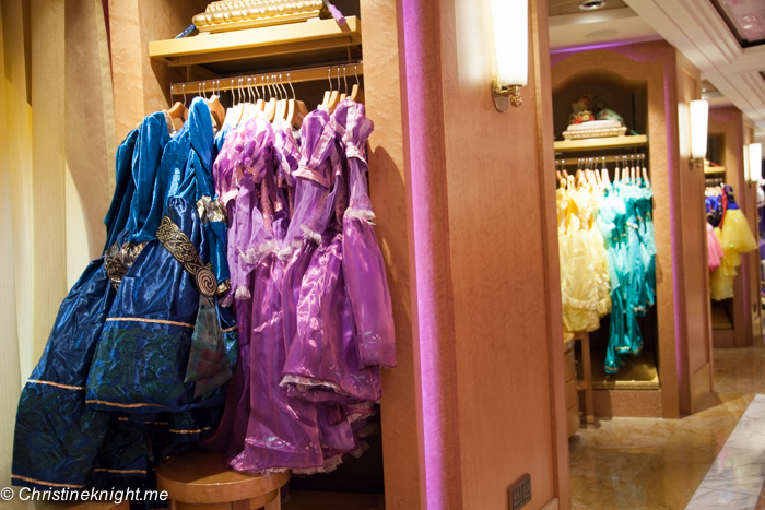 Bibbity Bobbity Boutique Aboard The Disney Fantasy via christineknight.me