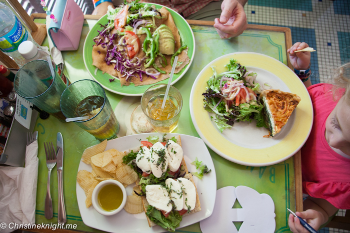 Banana Cafe, Key West, Florida Keys, via christineknight.me