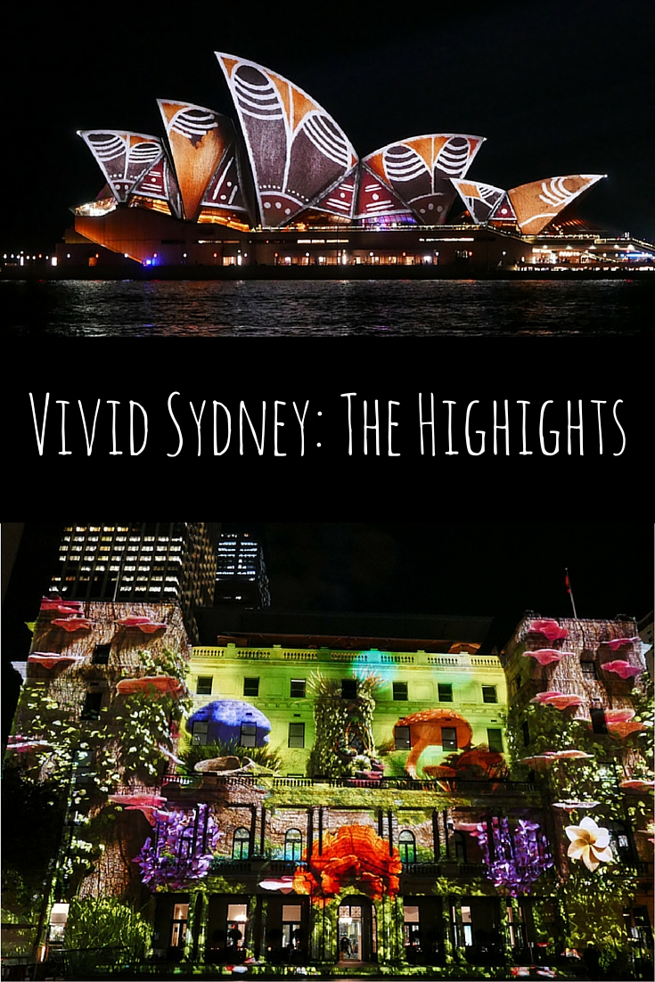 Vivid Sydney: The Highlights via christineknight.me