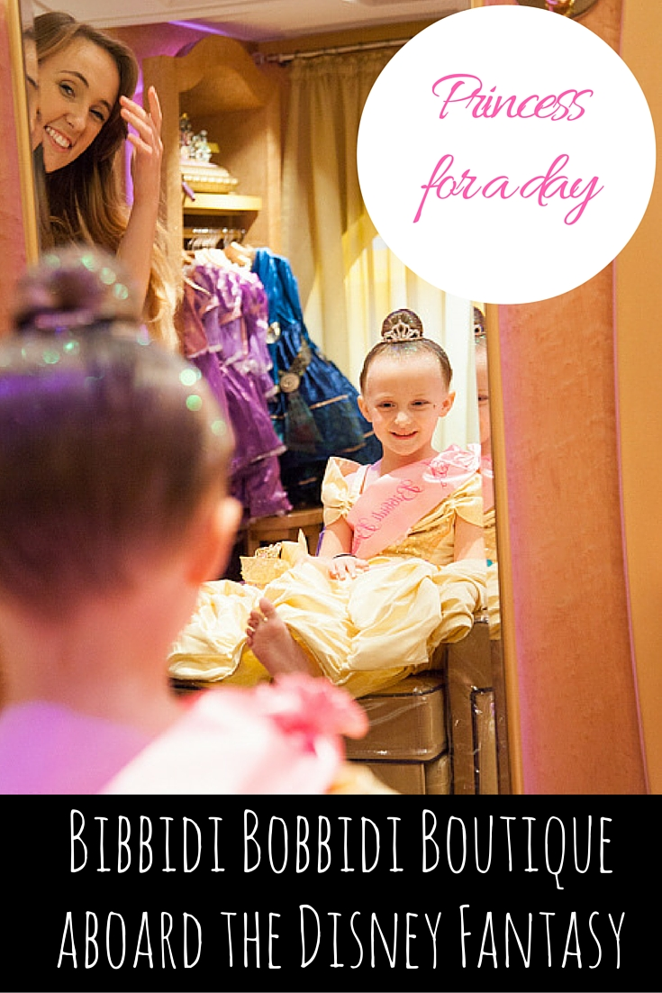 Bibbidi Bobbidi Boutique Aboard The Disney Fantasy via christineknight.me