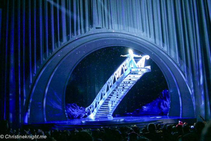 Frozen - Live at the Hyperion Theater California Adventure Park