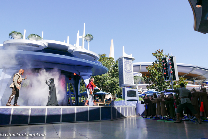Jedi Training: Trials of the Temple, Disneyland, California via christineknight.me