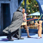 Jedi Training: Trials of the Temple, Disneyland
