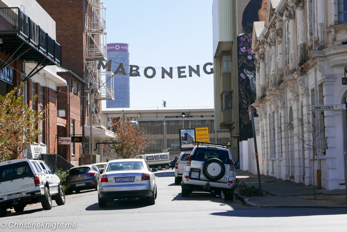 24 Hours in Joburg via christineknight.me