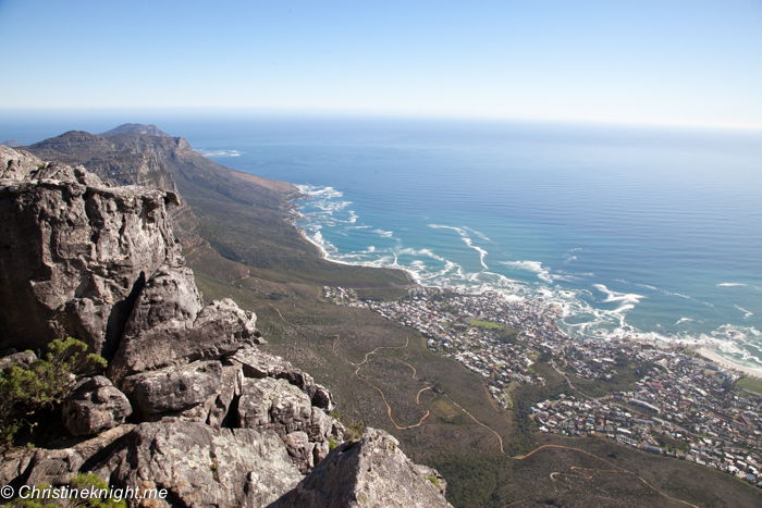 Table Mountain via christineknight.me