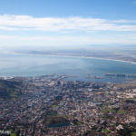Journey To The Top Of Table Mountain, Cape Town