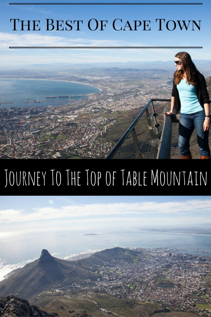 Journey To The Top Of Table Mountain via christineknight.me