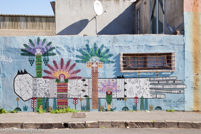 Woodstock Street Art Walking Tour, Cape Town via christineknight.me