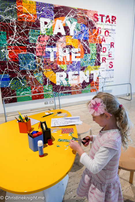The Art Gallery of NSW for Families via christineknight.me