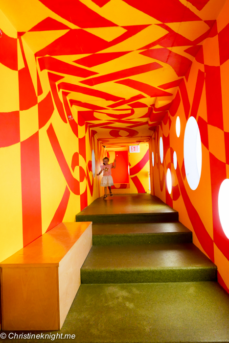 The Children's Museum of the Arts, NYC via christineknight.me