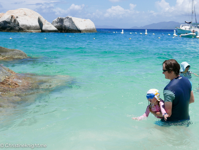 British Virgin Islands: The Baths & Devil's Bay On Virgin Gorda via christineknight.me