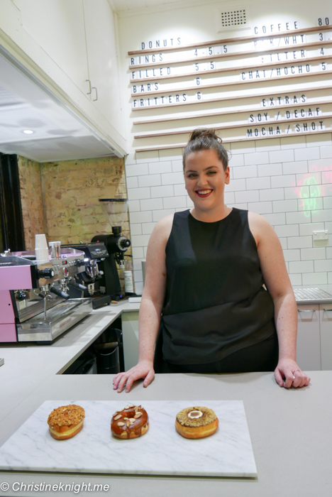 Grumpy Donuts Store Opening, Camperdown, via christineknight.me