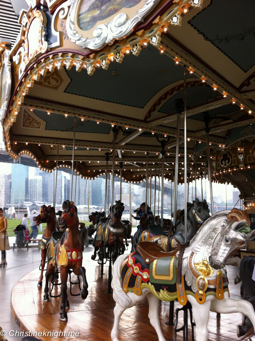 Jane's Carousel, Brooklyn: The Best of New York for Families via christineknight.me