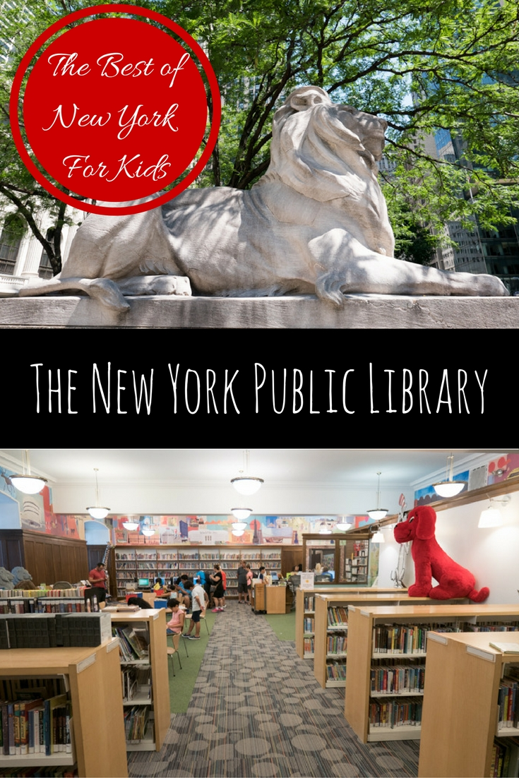 Literary Lions at the New York Public Library via christineknight.me