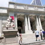 Literary Lions at the New York City Public Library