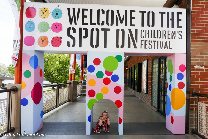 The Owl's Apprentice at the Spot On Children's Festival, Riverside Theatre, Parramatta, Sydney via christineknight.me