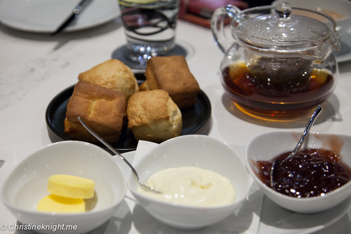 Sheraton on the Park high tea via christineknight.me