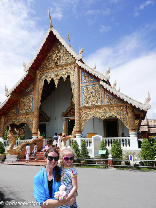 Thailand Travel Guide: 5 Must-See Temples in Chiang Mai