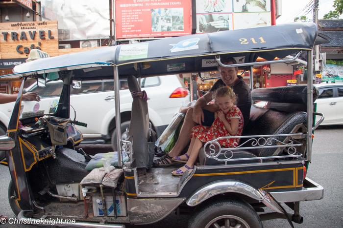 Tuk-tuk, Chiang Mai