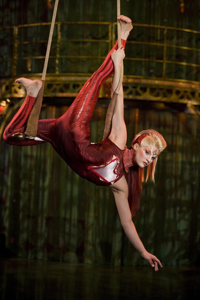 KOOZA by Cirque du Soleil