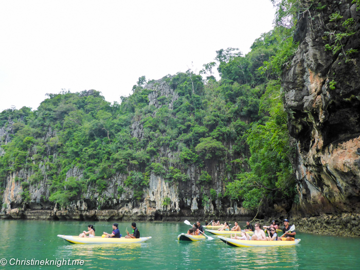Phuket Day Trips: Two Sea Tour of Phang Nga Bay & James Bond Island