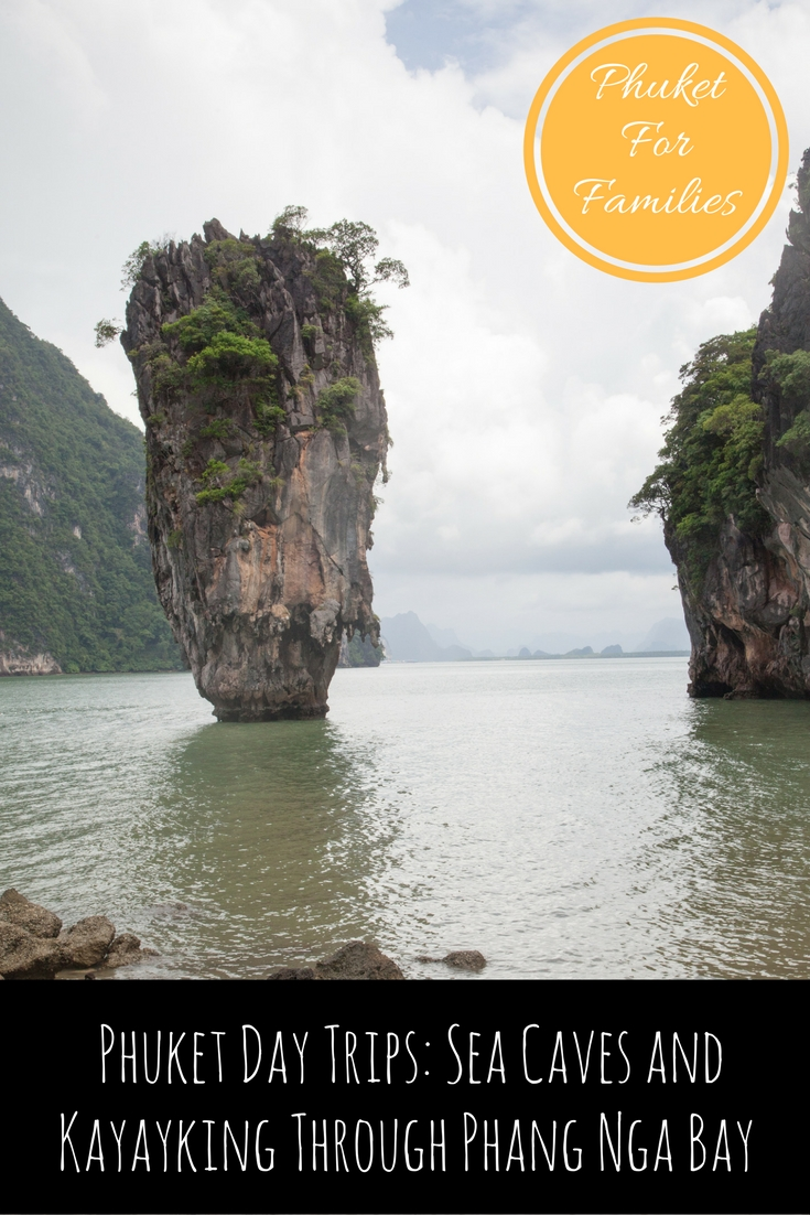 Phuket Day Trips: Phang Nga Bay & James Bond Island