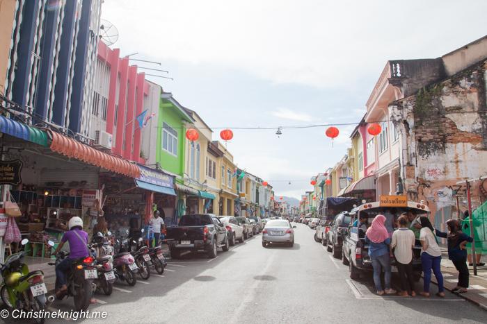 Phuket Old Town, Thailand