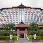 The Shangri-La Hotel Chiang Mai, Thailand