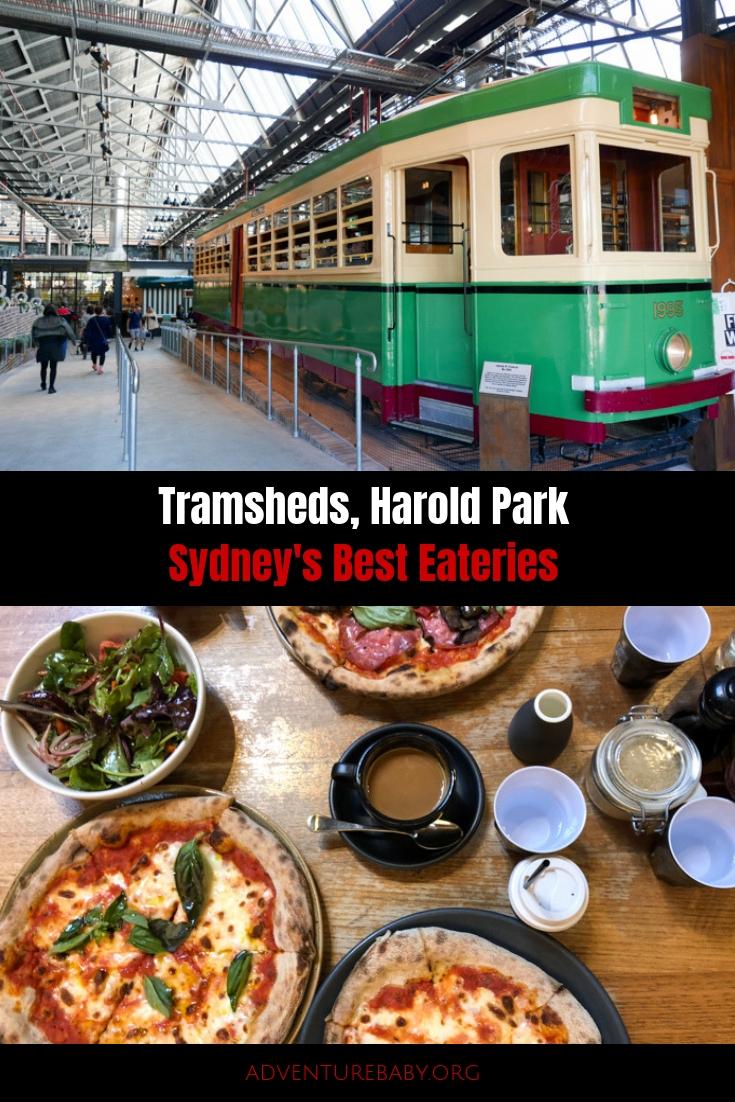 Tramsheds Harold Park