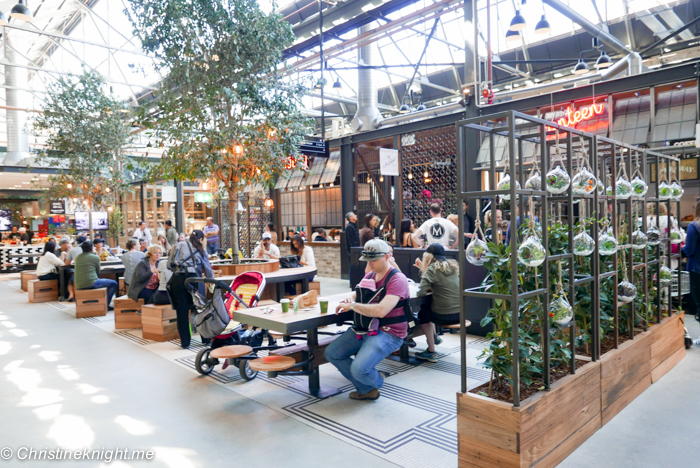 Sydney S Best Eateries The Tramsheds Harold Park