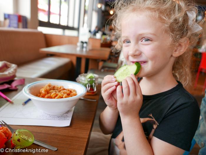 Kid Friendly Restaurants Parramatta