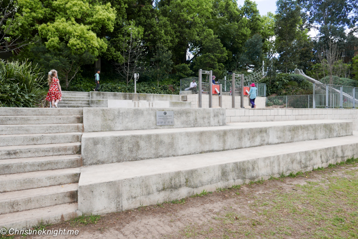 Parramatta CBD River Foreshore Park