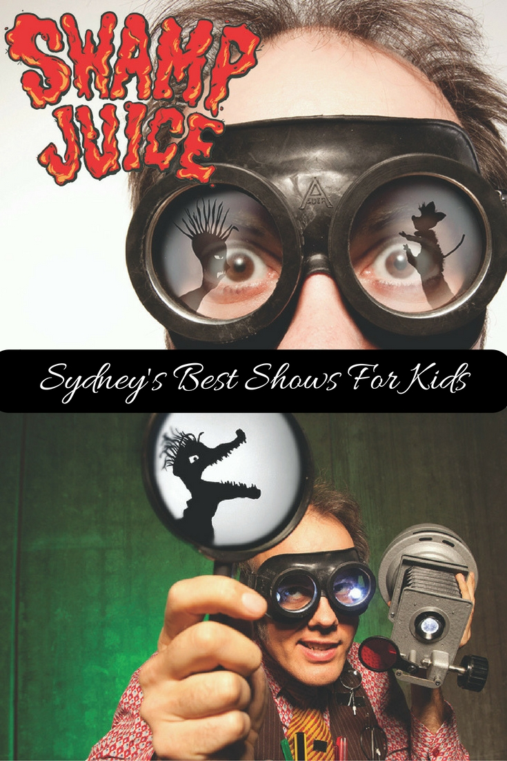 Swamp Juice: Sydney's Best Shows For Kids