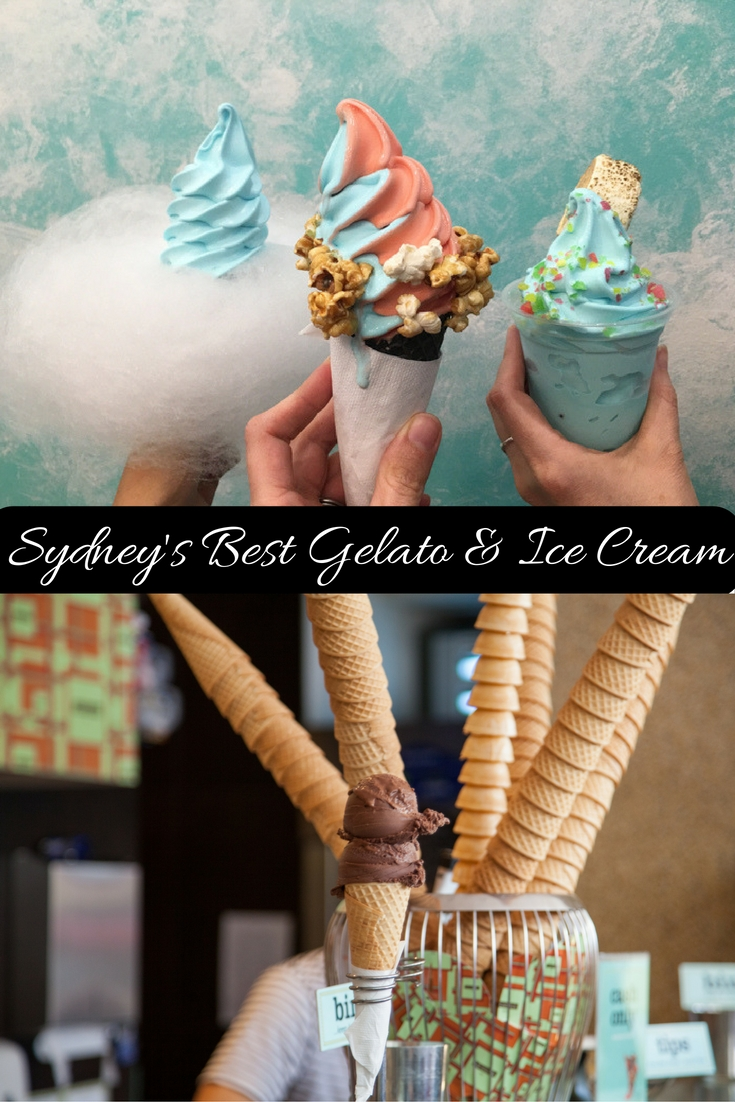 Sydney's Best Gelato & Ice Cream