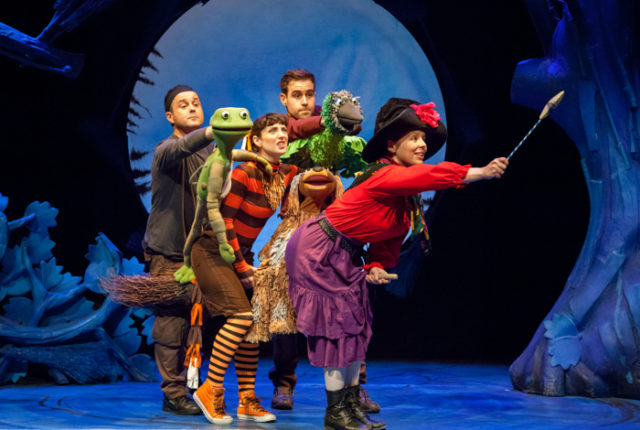 Room On The Broom Show Sydney