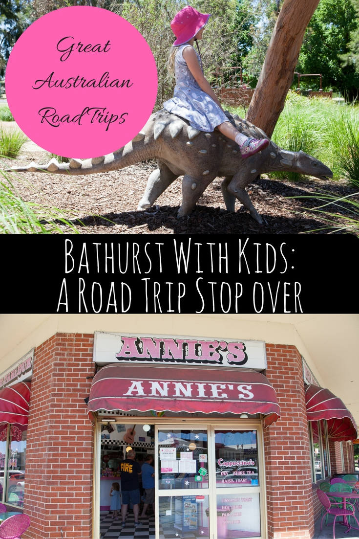 Bathurst With Kids: A Road Trip Stop Over - North-West NSW, Australia