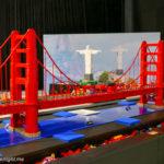 Brickman Wonders of the World Sydney - LEGO Exhibition