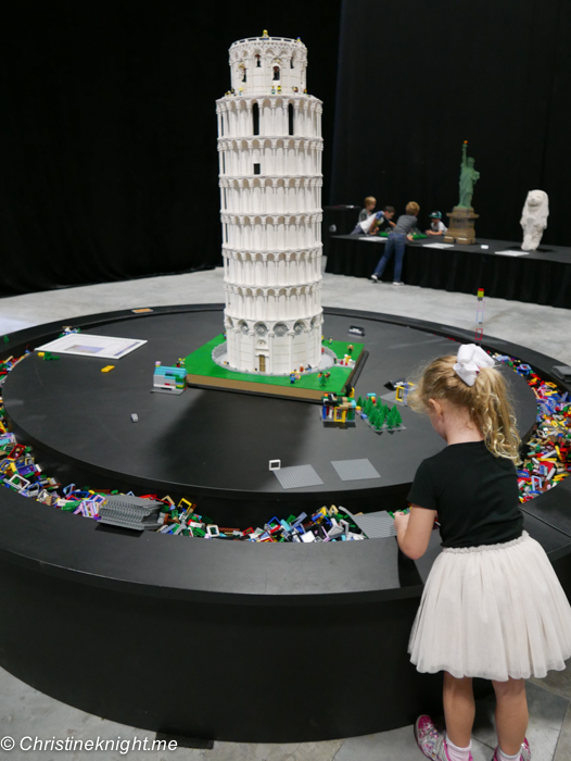 Brickman Wonders of the World Sydney - LEGO Exhibition