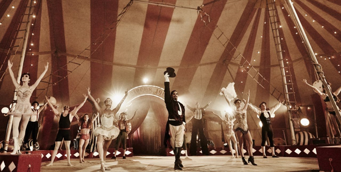 Circus 1903 – The Golden Age at the Sydney Opera House